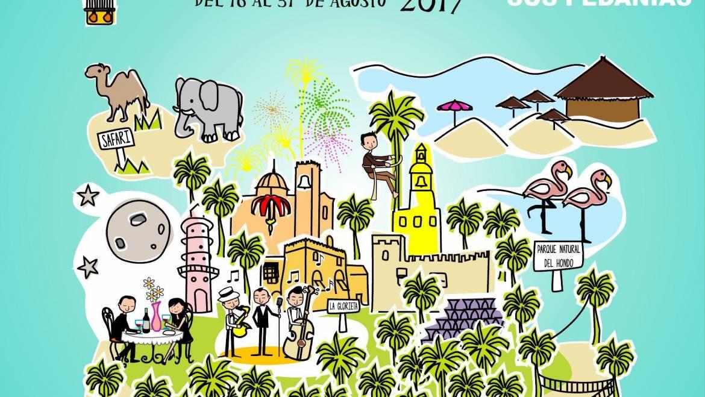 Elx, obert per vacances 2017