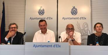 """Carlos González: """"Felicito a los miembros del dispositivo de emergencias por su trabajo y a la ciudadanía por su comportamiento responsable que han hecho posible una Nit de l'Albà única"""""""