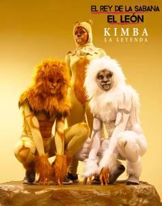 Kimba, la leyenda