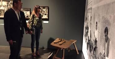 """La exposición """"Inmaterial. Patrimonio y Memoria Colectiva"""" ya es la más visitada en el MAHE en los últimos dos años"""