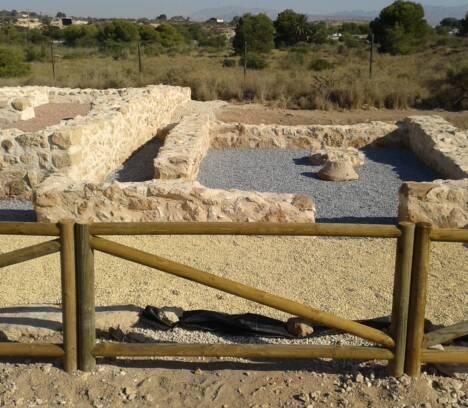 Quart cap de setmana de setembre Patrimoni Històric Cultural del Clot de Galvany