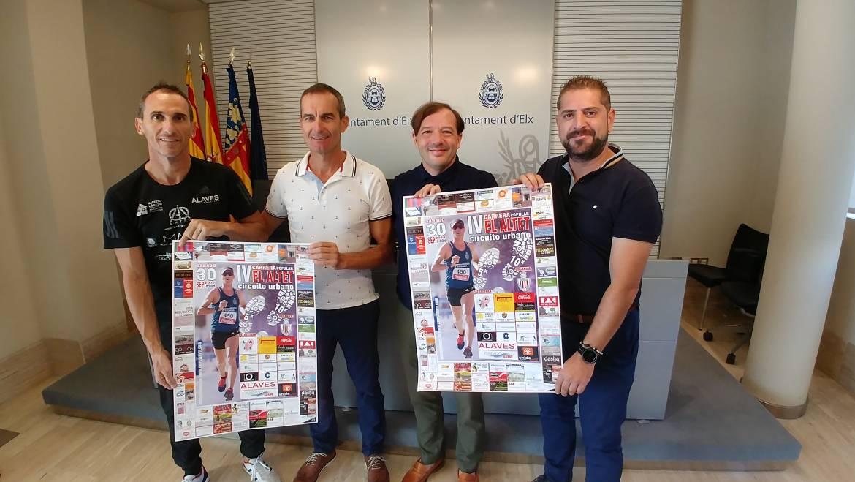 Deportes presenta la IV Carrera Popular El Altet