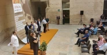 El alcalde reivindica el envío de agua del trasvase  Tajo-Segura