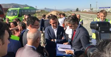 Les obres de l'Alta Velocitat Madrid-Elx-Múrcia entren en la seua recta final