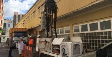 L'Ajuntament ordena la paralització de l'estudi geotècnic del subsòl del Mercat perquè falta l'autorització necessària