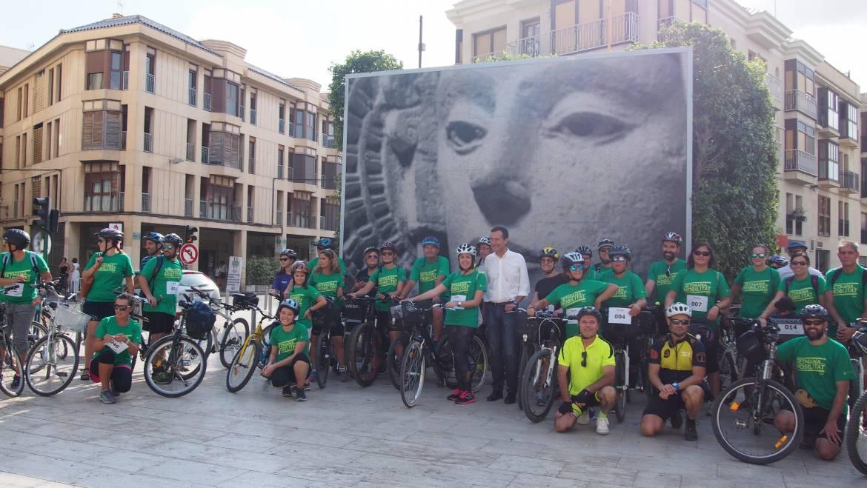Éxito de participación en las marchas ciclistas de la Semana de la Movilidad