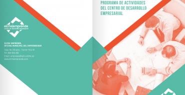 El Ayuntamiento presenta la programación del Centro de Desarrollo Empresarial