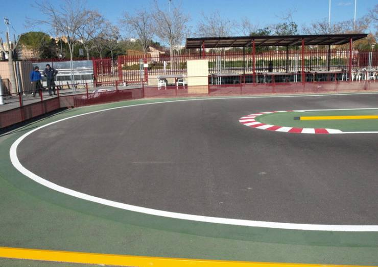 Cto. de España 1/8 Gas y 1/10 Touring Gas