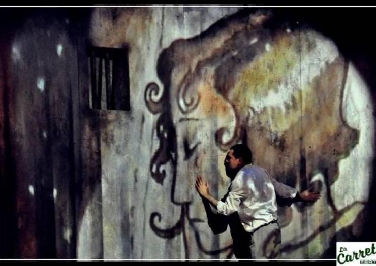"""Obra de Teatro """"El Gorrión y el Poeta"""""""