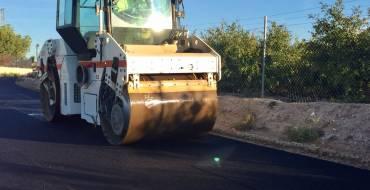 El Ayuntamiento inicia los trabajos de reparación de caminos y calles con un presupuesto de 225.000 euros