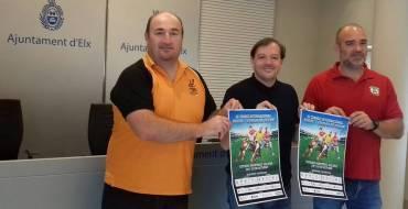 Presentación del III Torneo Internacional de Rugby 7 Ciudad de Elche
