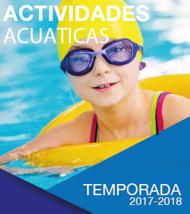 Actividades acuáticas 2017 – 2018.