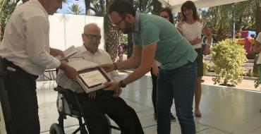 "Juan Durà, de Perleta, recibe el premio ""Antonio Valero"""