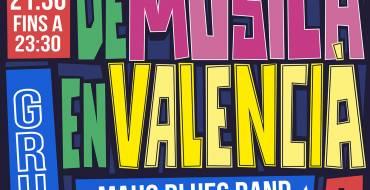 XI Mostra de música en Valencià