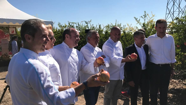 """Carlos González: """"La granada contribuye de forma decisiva a la generación de empleo"""""""