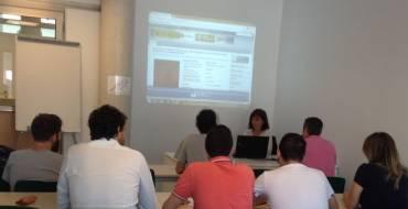 Actividades del mentoring de la VI Edición del Business Market