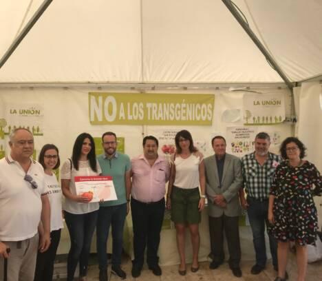 Vicente Miralles gana el premio a la granada ideal