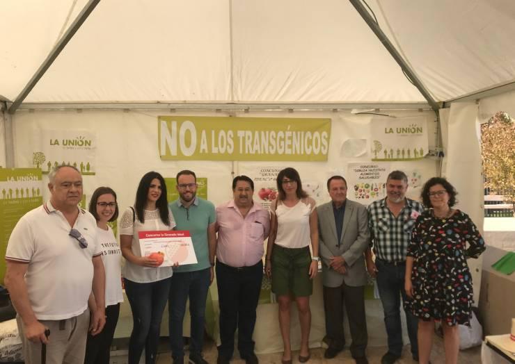 Vicente Miralles guanya el premi a la magrana ideal