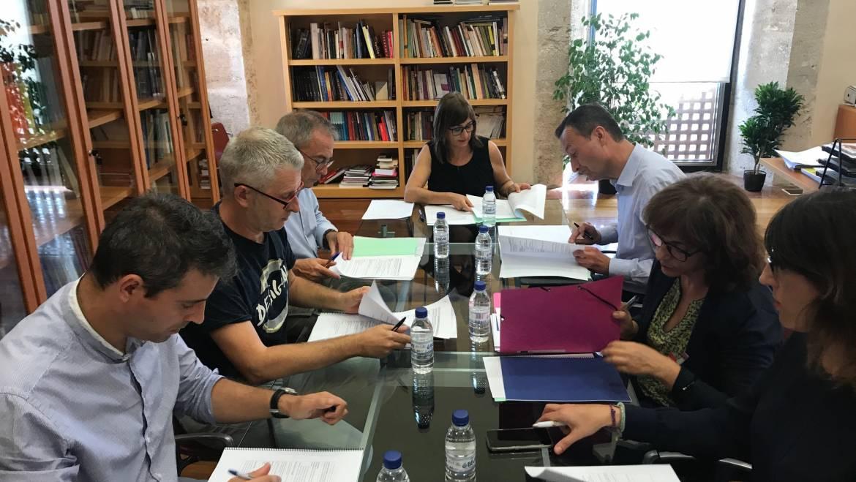 El Ayuntamiento da los primeros pasos para convertir el MAHE en un referente nacional del arte íbero