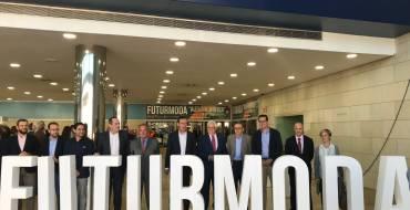 """Carlos González: """"Futurmoda se ha convertido en una feria de referencia en la Unión Europea"""""""