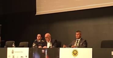 Inauguración de las II Jornadas de Terrorismo y Crimen Organizado