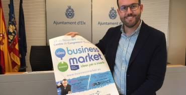"""El Ayuntamiento celebra una nueva edición del """"Business Market"""" con más premios para los proyectos ganadores"""