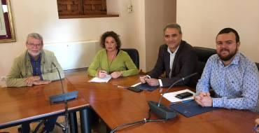 El Ayuntamiento y la UMH trabajan conjuntamente para lograr para el Pantano la declaración de Paraje Natural Municipal