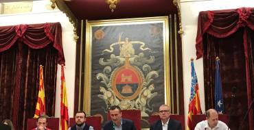 """El Ayuntamiento apoya de forma """"enérgica e inequívoca"""" la petición de agua de los regantes"""