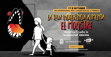 Activitats culturals del Dia Internacional per a l´eradicació de la Pobresa