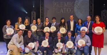 La IV gala de los Premios Plato llena de público el Gran Teatro de Elche