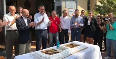 El alcalde ratifica el apoyo del Ayuntamiento al Museo de Pusol