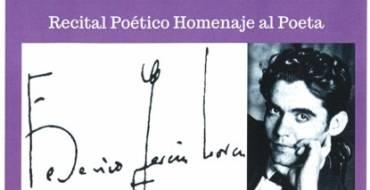 Recital poético homenaje a Lorca