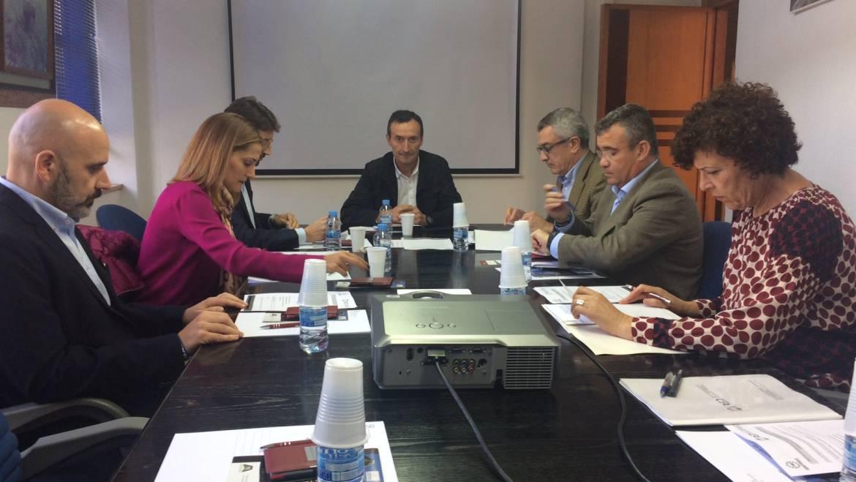 El alcalde de Elche preside en Asturias una reunión de la Red de Transparencia