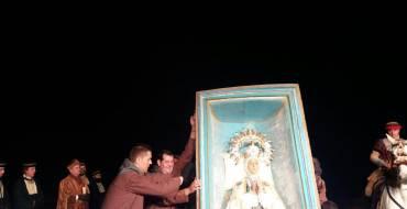 Cultura inicia el expediente para declarar la Venida de la Virgen como Bien de Interés Cultural Inmaterial