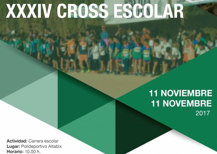 XXXIV Cross escolar