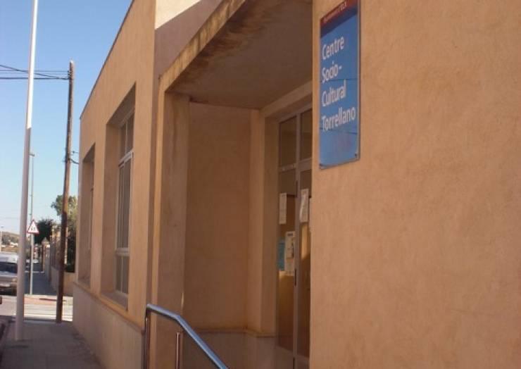 El Centre Social de Torrellano acollirà dilluns i dimarts pròxims el debat sobre l'Estat de la Ciutat