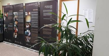Ya se puede visitar en la CASA DE LA DONA la exposición DEL MORAT AL NEGRE
