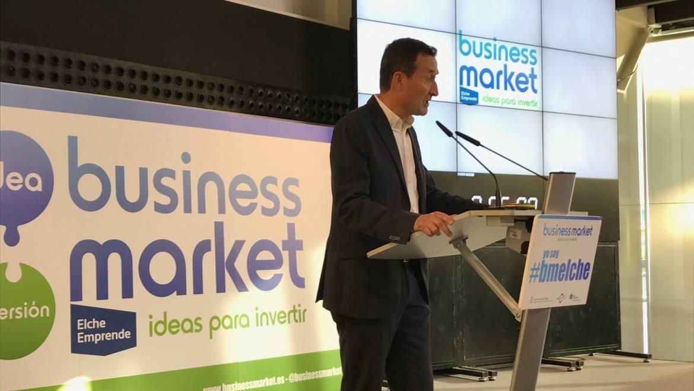 """""""El Business Market sirve para favorecer un entorno donde se pueda desarrollar el emprendedurismo"""""""