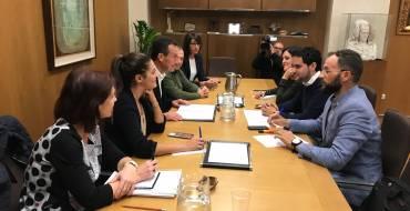 """Carlos González: """"Las propuestas de Ciudadanos son sensatas y realistas y encajan en nuestra línea de trabajo"""""""