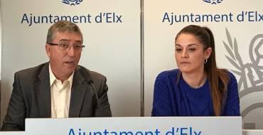 """Mollà: """"Elche es un pilar fundamental en los presupuestos de la Generalitat para 2018"""""""