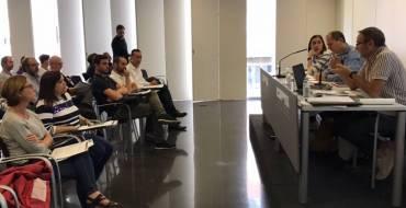 Primera reunió del Comité de Direcció de l'Estratègia EDUSI per a començar a plantejar propostes