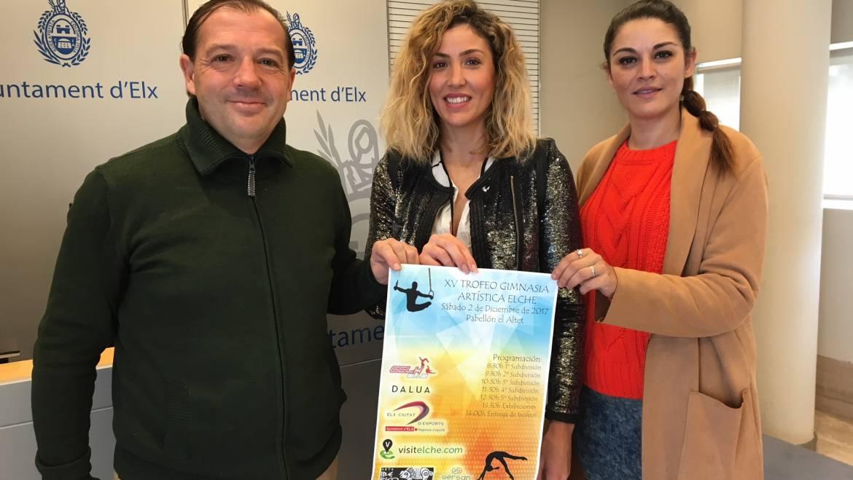 Presentación XV Trofeo Gimnasia Artística