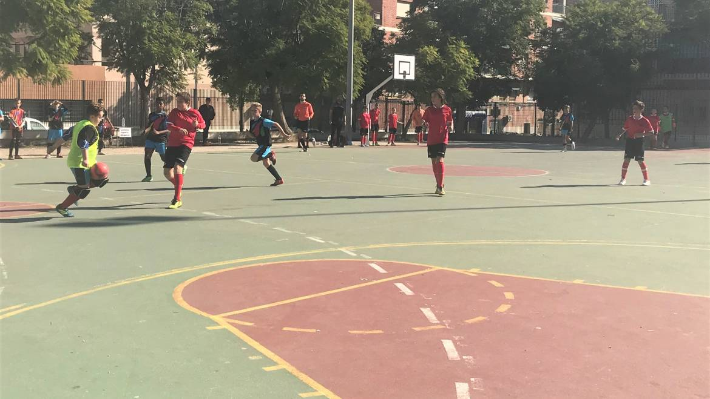 Comienzo de los «XXXVI Jocs Esportius de la Comunitat Valenciana»