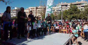 Inauguración del XXXIV Cross Escolar