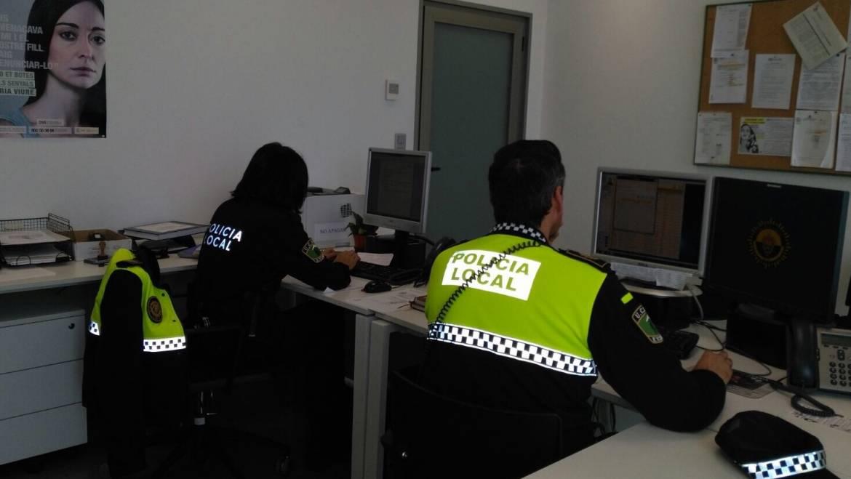 Protección de Colectivos Vulnerables de Policía Local de Elche