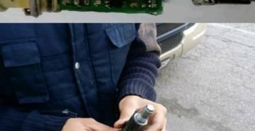 Delincuencia Vial detecta un sofisticado método de manipulación de tacógrafo