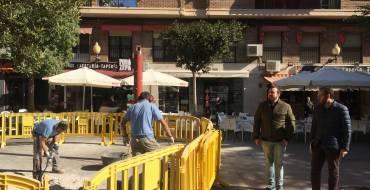 Remodelació plaça d'Altabix