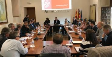 El Consejo Social da el visto bueno a los presupuestos municipales de 2018
