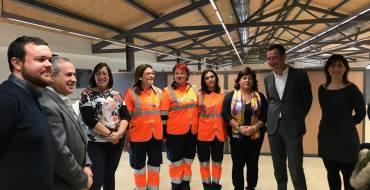 El Ayuntamiento impulsa un plan de formación de mujeres en paro para puestos que suelen ocupar hombres