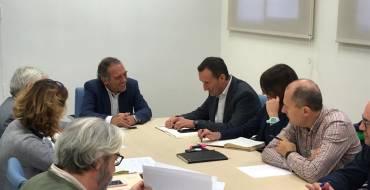 El alcalde logra el compromiso de Educación para licitar en unas semanas el Instituto 11 y el colegio La Paz